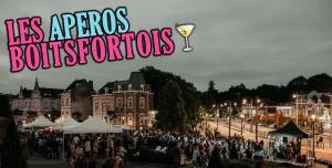 Apéros boitsfortois @ Place Wiener | Watermael-Boitsfort | Bruxelles | Belgique