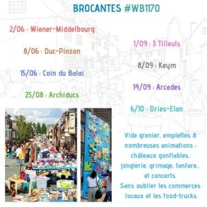 Brocante Archiducs @ Watermael-Boitsfort | Bruxelles | Belgique