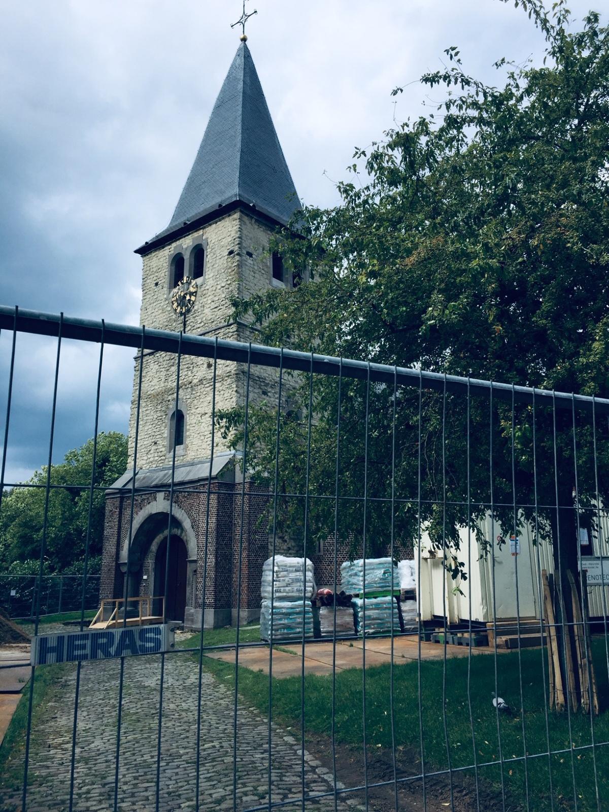 Cet été, l'église Saint-Clément se refait une beauté !💄👀
